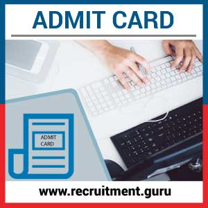 UPSSSC Forest Guard Admit Card 2019   Interview Call Letter @upssc.gov.in